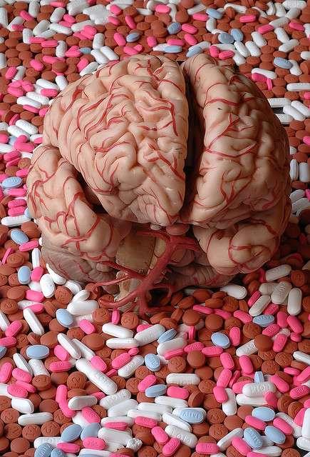 Les médicaments actuels contre la schizophrénie traitent en particulier les hallucinations et les délires. © Mark Soller, flickr, cc by nc nd 2.0