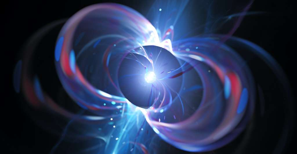 Des chercheurs du Max Planck Institute for Gravitational Physics (Allemagne) ont mesuré la taille d'une étoile à neutrons standard. Ils la comparent à une ville de taille moyenne. © sakkmesterke, Adobe Stock