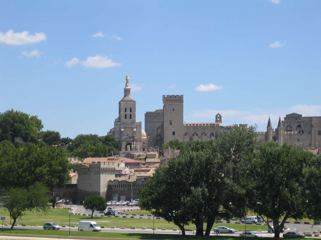 Avignon, à découvrir dans le Vaucluse. © hsivonen, Flickr CC by 2.0