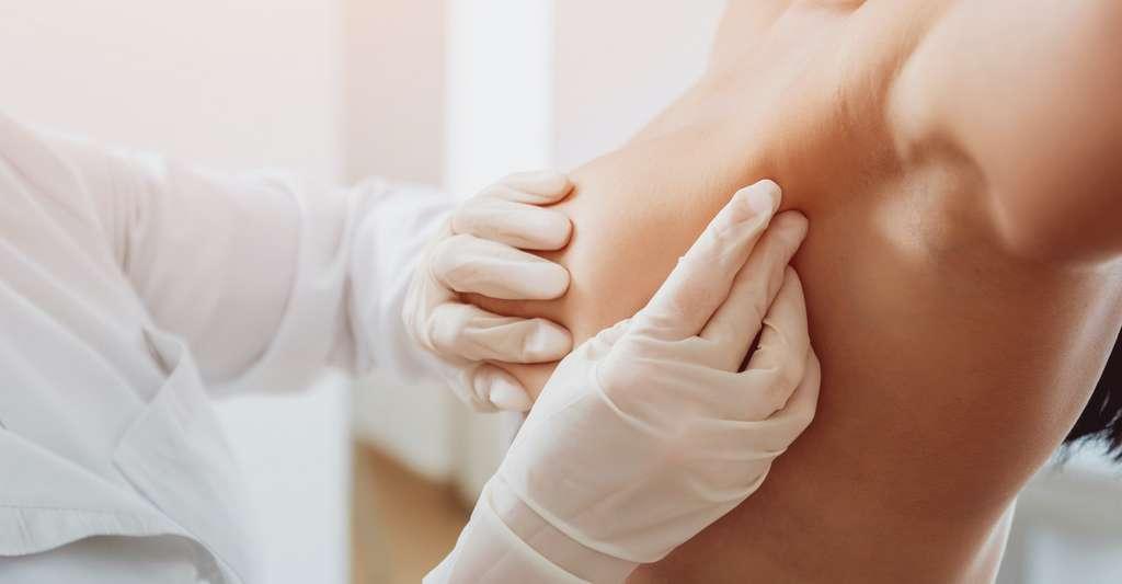 Lorsqu'il est détecté tôt, le cancer du sein peut être guéri dans neuf cas sur dix. © romaset, Adobe Stock