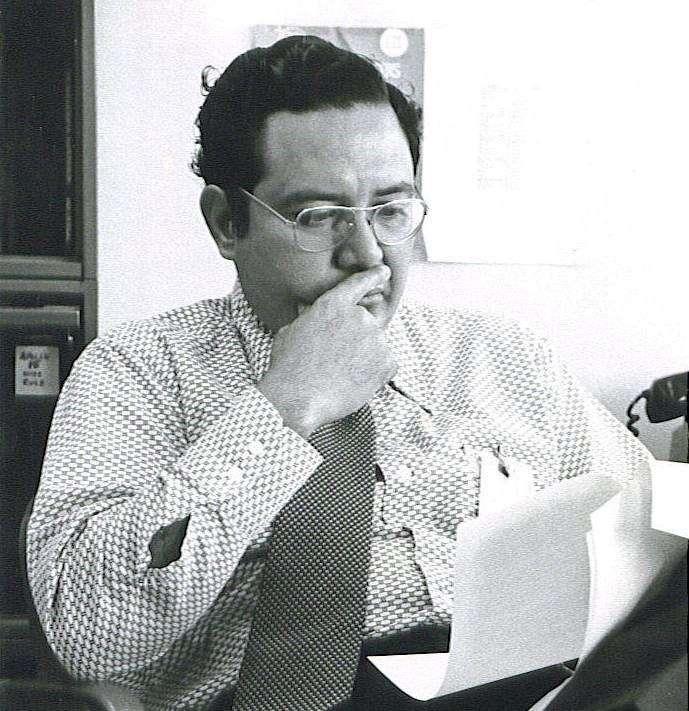 Arturo Campos a été l'un des artisans du retour d'Apollo 13 sur Terre. Il est mis à l'honneur par le programme Artemis. © Famille Campos, Nasa