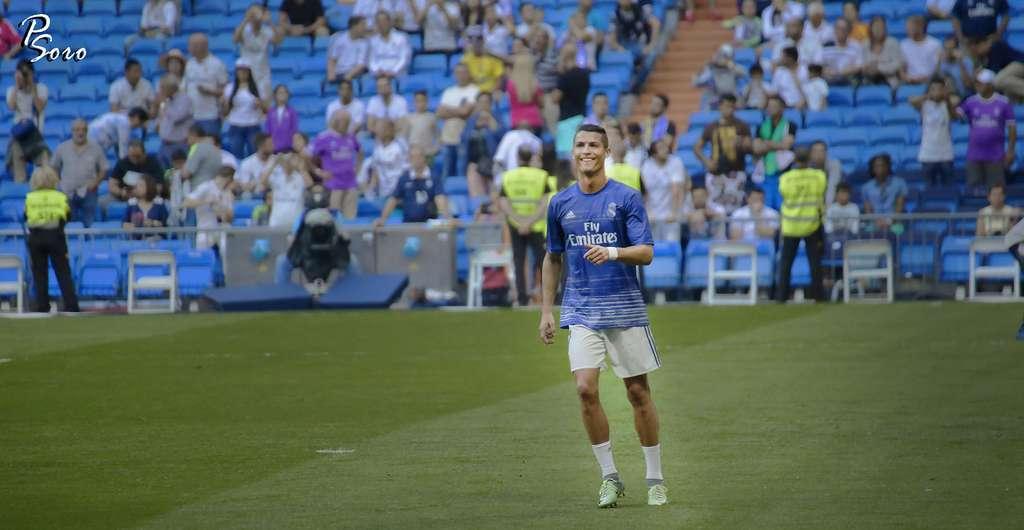 Cristiano Ronaldo. © wikimedia commons, DP
