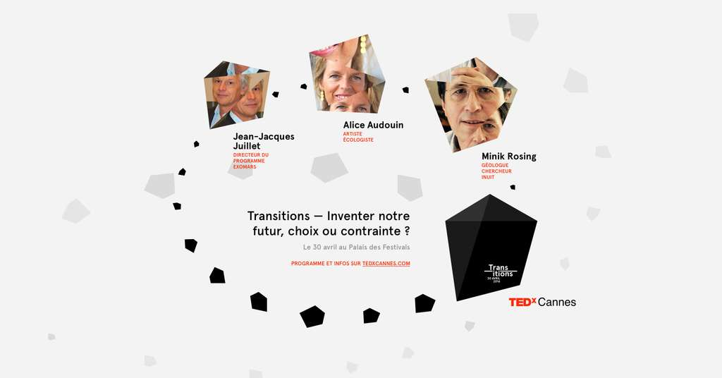 Venus du monde entier, des chercheurs, des enseignants, des citoyens viendront à Cannes exposer des idées originales et novatrices. © TEDxCannes