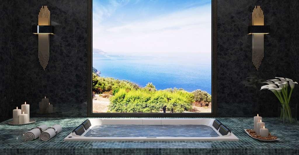 Qu'est-ce qu'une baignoire balnéo ? © Holub, Shutterstock