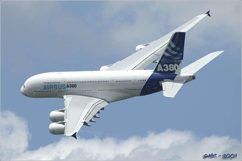 Sa majesté l'A380