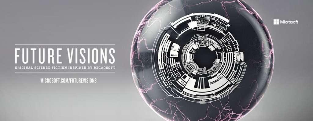 Pour célébrer les 25 ans de sa division Microsoft Research, le géant nord-américain a ouvert ses laboratoires à plusieurs auteurs de science-fiction. De là est né un recueil de nouvelles intitulé Future Visions qui est diffusé gratuitement en format numérique. © Microsoft Research