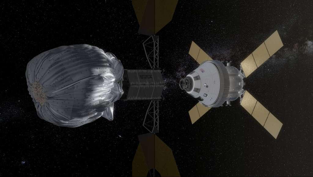 L'idée de capturer un satellite représente un défi technologique sans précédent qui conduira à de nouvelles découvertes scientifiques sur l'histoire du Système solaire. La Nasa veut réactiver le satellite Wise pour trouver le bon candidat. © Nasa