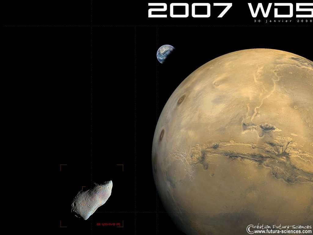 Astéroïde 2007 WD5