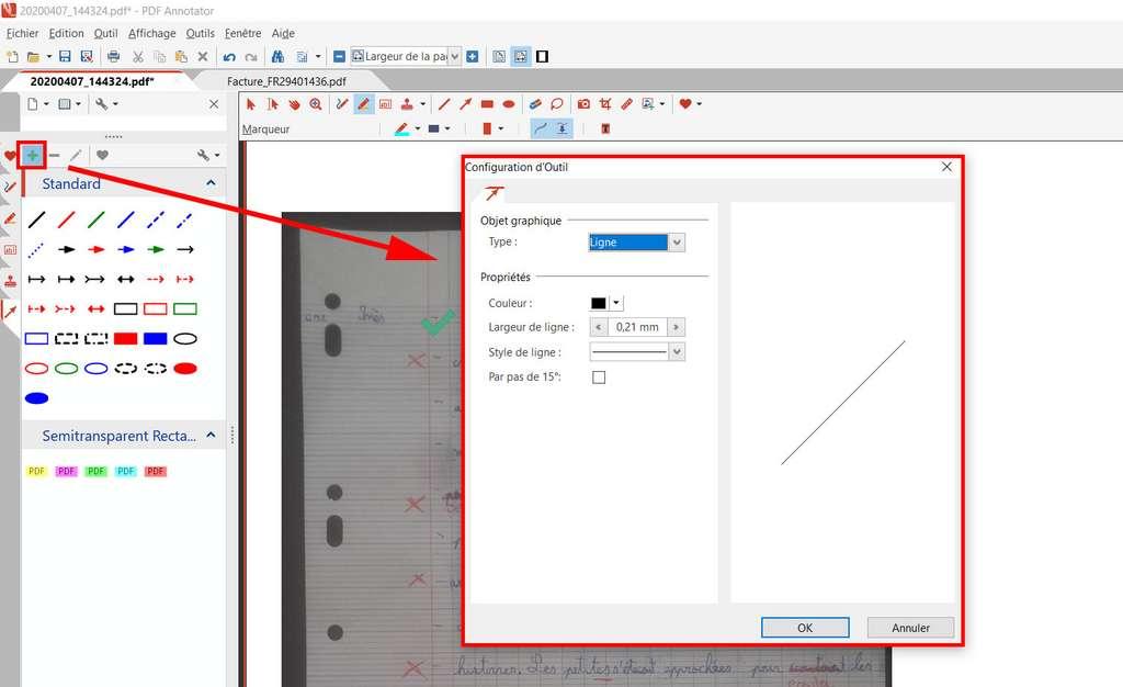 Ajouter des outils graphiques © GRAHL software design
