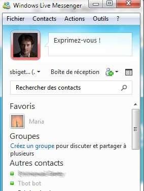 Créé en 1999, MSN Messenger fut la première mouture du logiciel de communication instantanée de Microsoft. La firme l'a imposé en l'intégrant directement au sein de Windows XP. Rebaptisé Windows Live Messenger en 2005, le logiciel disparaîtra au cours du premier trimestre 2013. © Eureka Presse