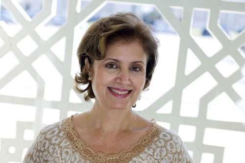 Pr. Habiba Bouhamed Chaabouni, Tunisie, L'ORÉAL -UNESCO Award For Women in Science, 2006 Laureate pour l' Afrique. © Micheline Pelletier / GAMMA