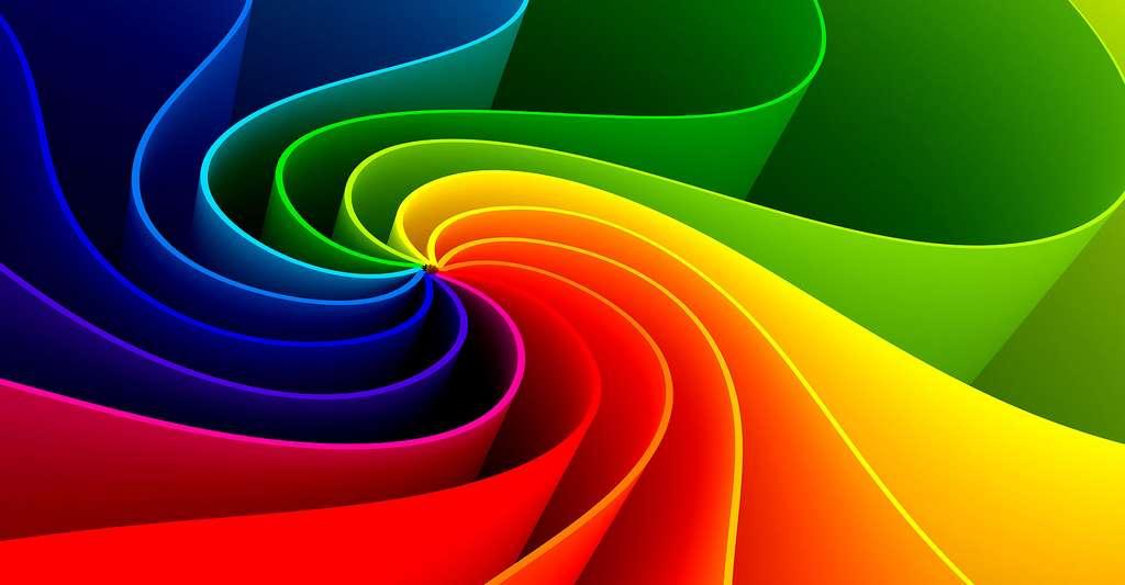 La couleur dans tous ses éclats. © Sashkin, Shutterstock