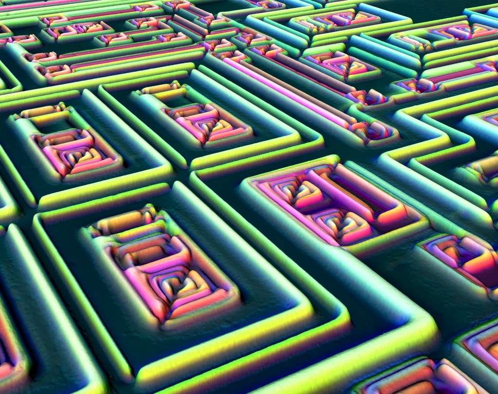 Circuits intégrés en 3D