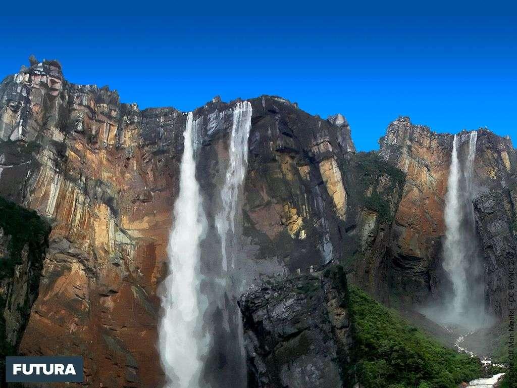 Cascade Saut de l'ange - Vénézuela