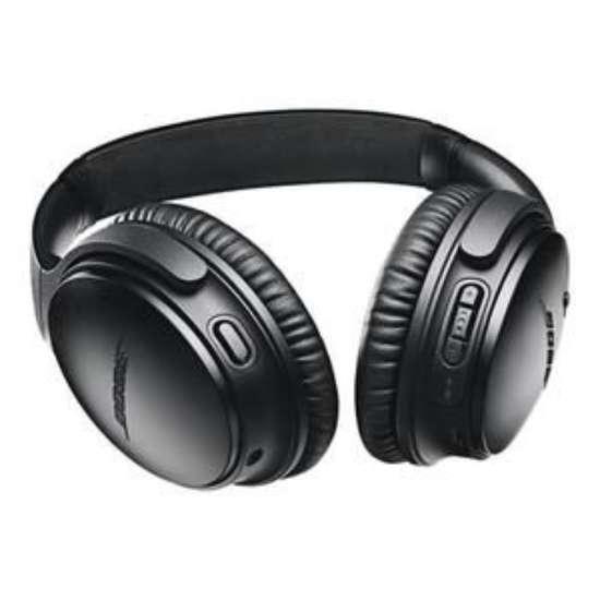 En plus de son système de réduction de bruit, ses commandes vocales et son autonomie de 20 heures, le QuietComfort 35 est compatible avec Bose AR. ©Bose