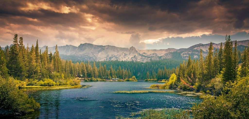 Paysage forestier français. © Free-Photos, Pixabay, DP