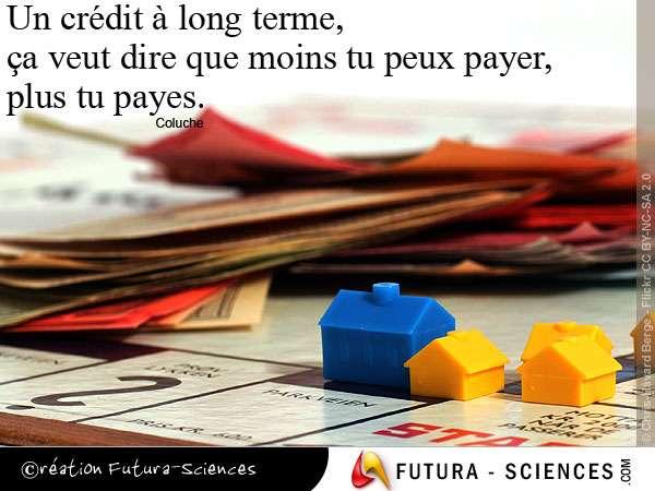 Un crédit à long terme