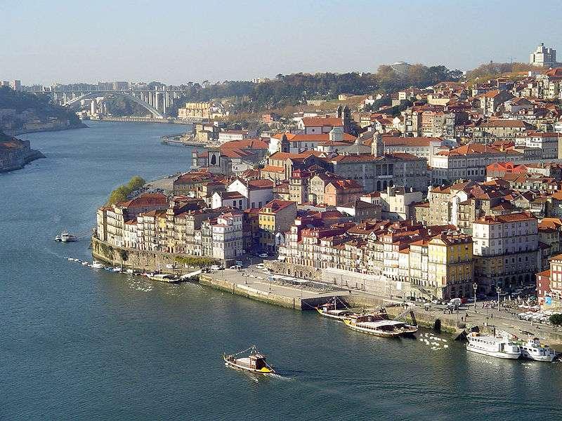 La grande zone métropolitaine de Porto est la deuxième plus peuplée du Portugal après celle de Lisbonne. © Paula Santos, CC by-sa 3.0