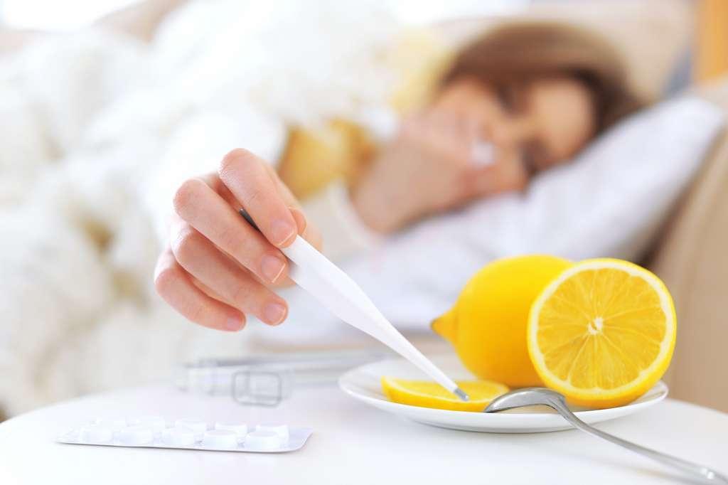 La vitamine C réduit (un peu) la durée du rhume. © Africa Studio, Adobe Stock