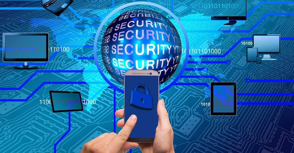 Vol de données et smartphones compromis : quels risques ? © Geralt, Pixabay, DP