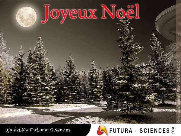 Joyeux Noel A Vous Carte Virtuelle