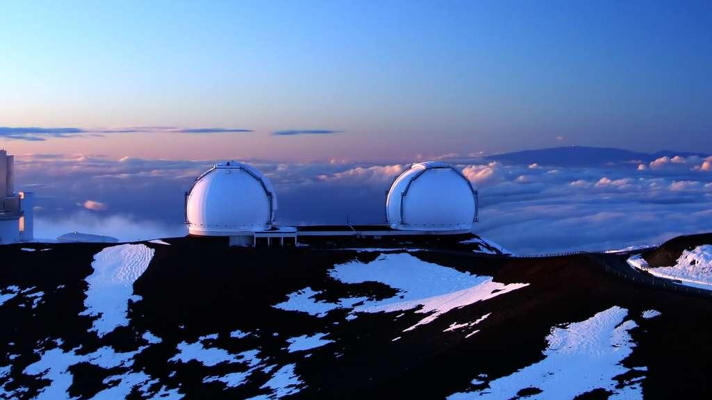L'observatoire W. M. Keck