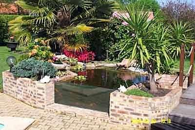 Bassin de jardin : quelles dimensions ? | Dossier