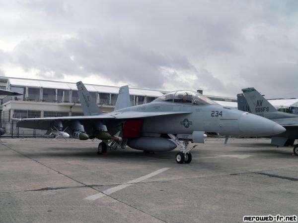 F/A-18 Hornet E/F