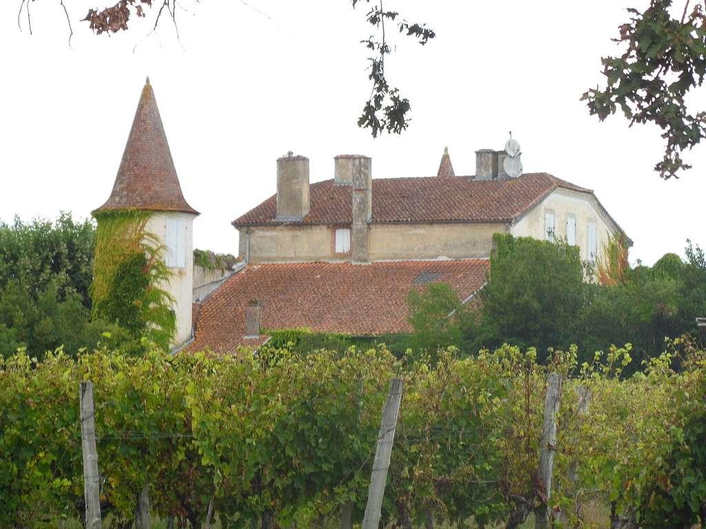 L'armagnac est produit dans le Gers, mais aussi les landes et le Lot-et-Garonne. À l'image, le château Juliac de Betbezer-d'Armagnac, dans le département des Landes. © Jibi44, Wikimedia Commons, cc by sa 3.0
