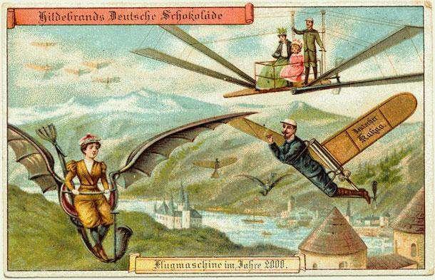 La voiture volante individuelle