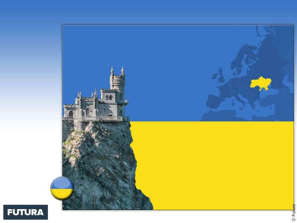 Drapeau : Ukraine