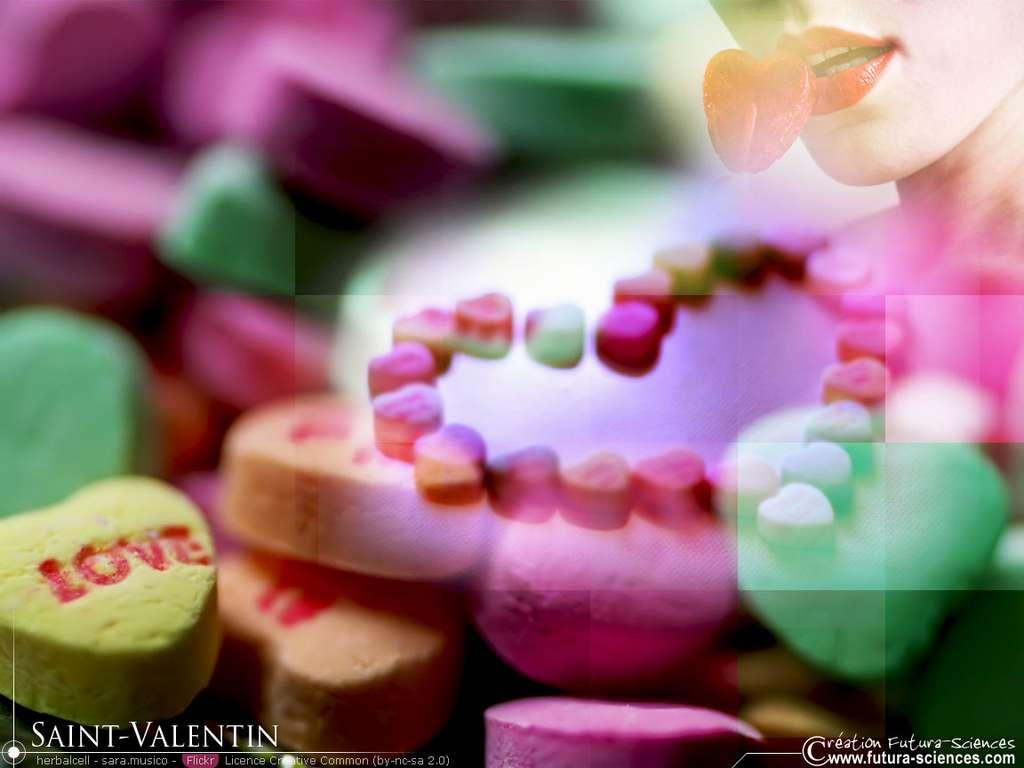 Saint Valentin des douceurs..