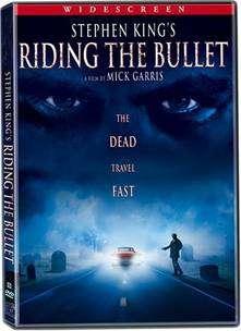 (Cliquer pour agrandir.) Adaptation cinématographique du roman Riding the Bullet. Ici, le dénominateur commun des deux formats est la diffusion numérique. © MPCA