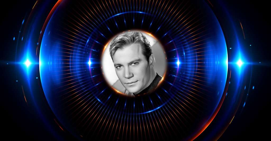 Capitaine Kirk Star Trek. © NBC Television CCO