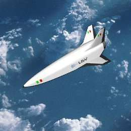 Le prototype USV sera testé cet été en chute libre (Crédits : CIRA S.c.p.a)