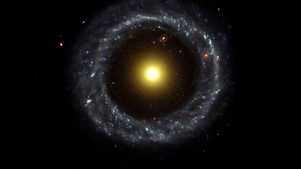 L'objet de Hoag, une mystérieuse galaxie à anneau