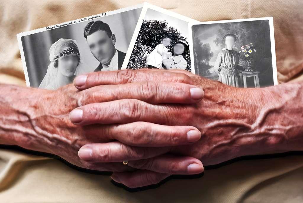 La maladie d'Alzheimer ou quand la vie bascule peu à peu vers le néant. © Gabriele Rohde, Fotolia