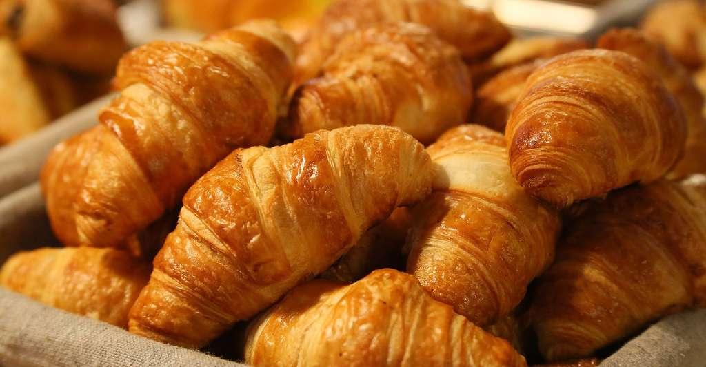 Les croissants au beurre. © Pexels, Pixabay, DP