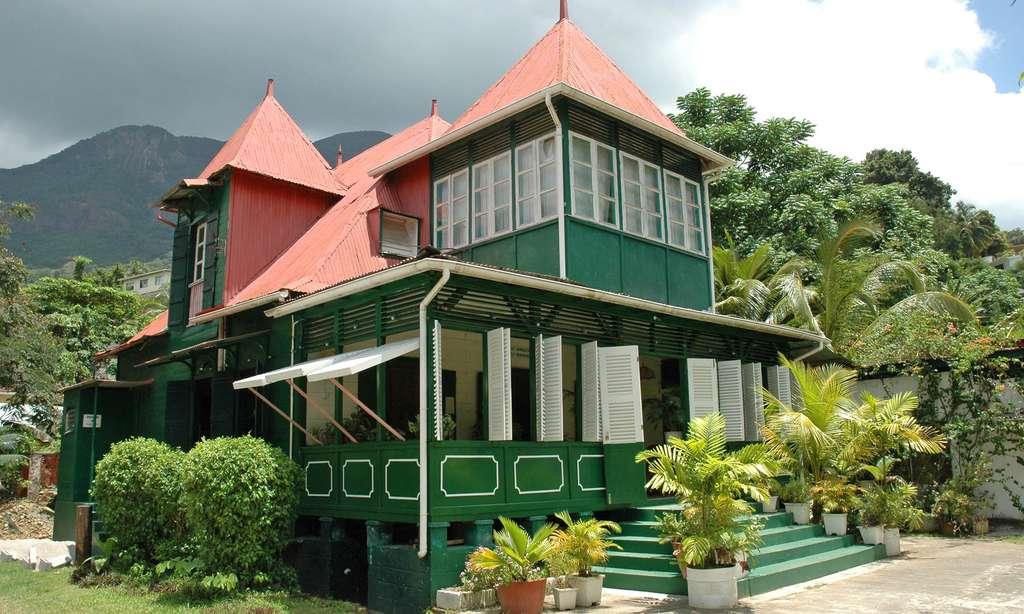 Restaurant Le Petit Trianon sur l'île de Praslin