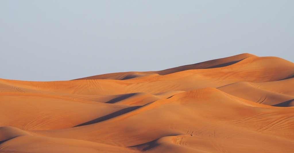 Sous le Sahara, il existe des nappes phréatiques qui réagissent encore au changement climatique survenu il y a 10.000 ans ! © Free-photos, Pixabay, CC0