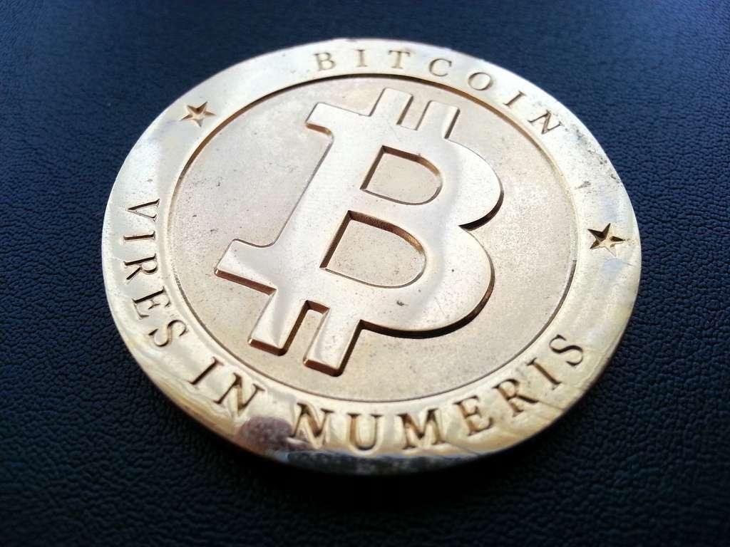 Depuis sa mise en ligne en février 2009, la valeur du bitcoin fluctue beaucoup, comme son utilisation. Certains services de la vraie vie proposent de régler avec cette monnaie numérique. © Zcopley, Flickr, cc by sa 2.0