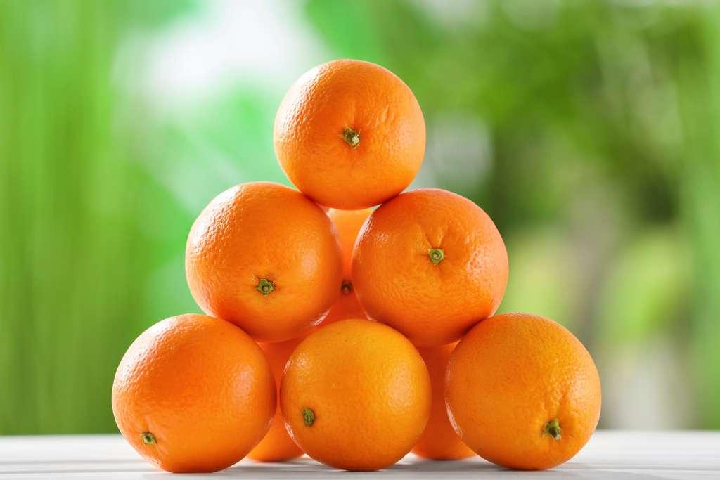 La conjoncture de Kepler ou l'art d'empiler des oranges de façon optimale. © Africa Studio, Adobe Stock