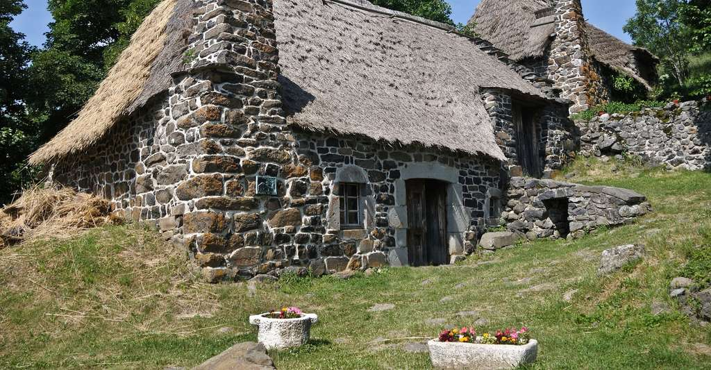Maison en pierre. © Christels, Pixabay, DP