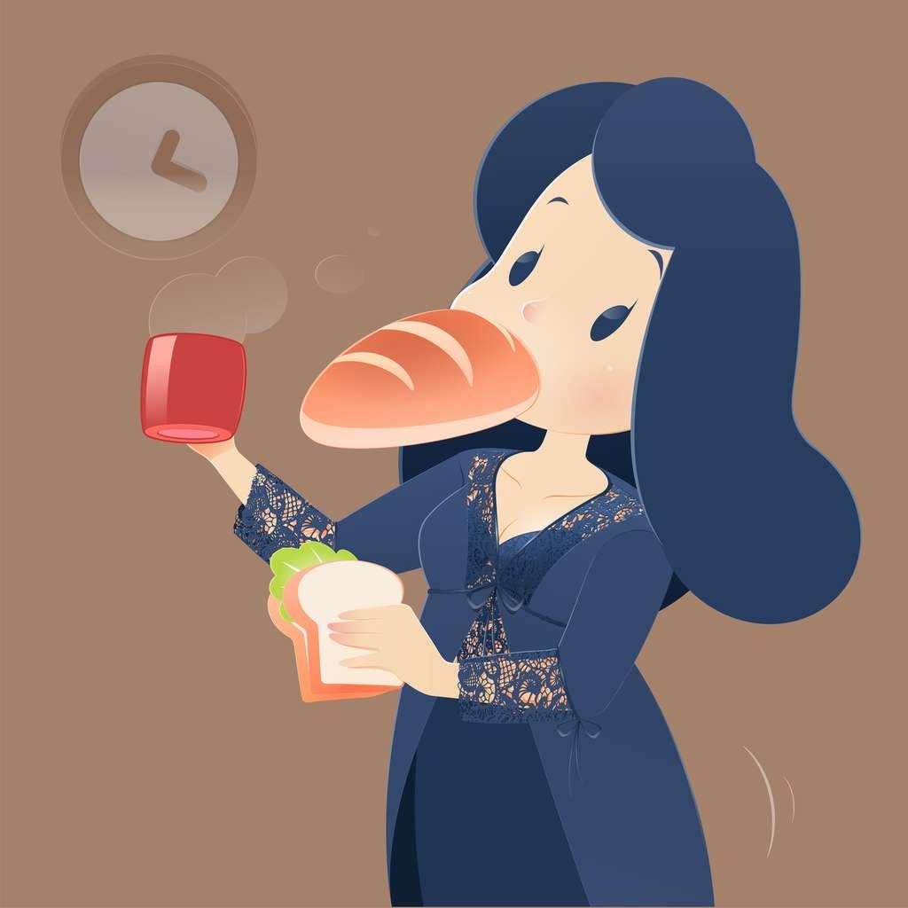 La chrononutrition, recette miracle pour perdre du poids ? © Adiano, Fotolia