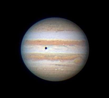 Jupiter et l'ombre de Callisto