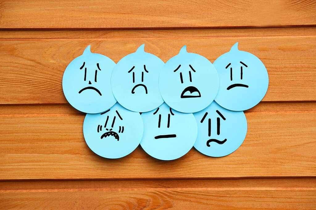 Faire face à une émotion négative ou à un stress émotionnel est plus difficile pour les personnes qui souffrent de TCA. © Agnes, Adobe Stock
