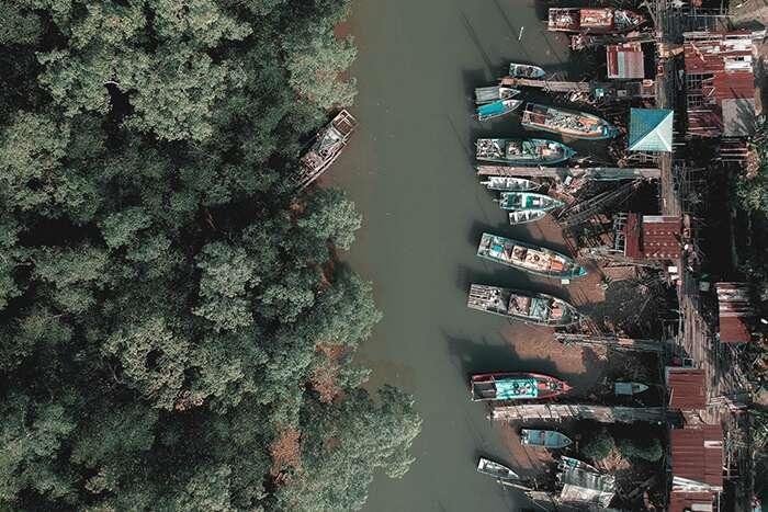 Respecter l'accord de Paris limiterait les pertes de productivité pour la pêche et l'agriculture. © Pok Rie, Pexels.com