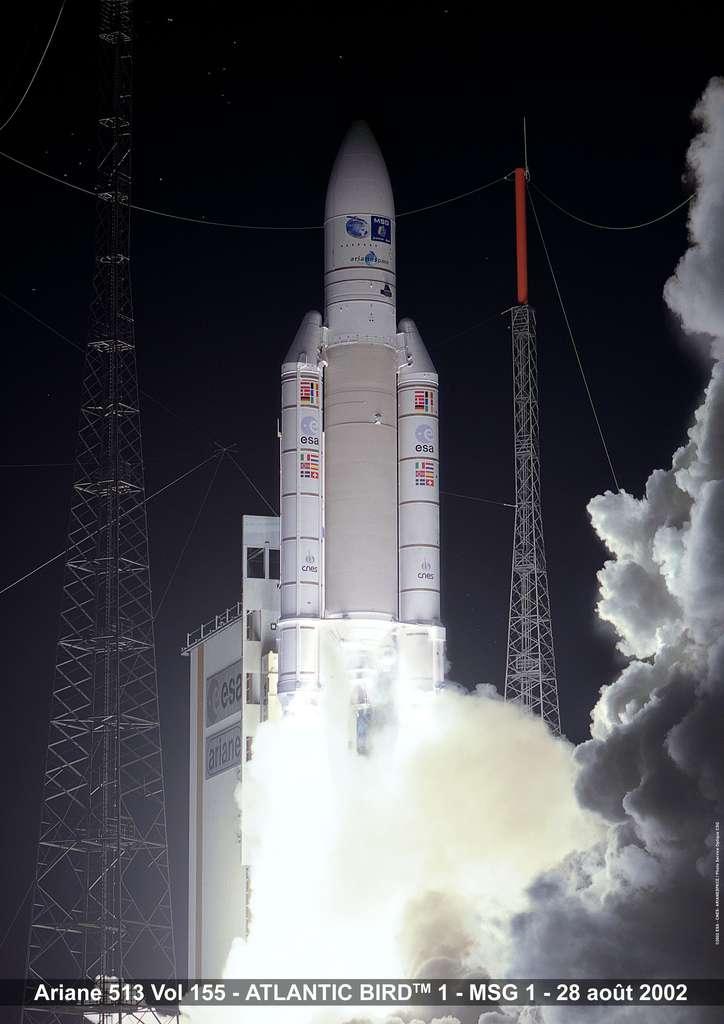Décollage Ariane 5 V155