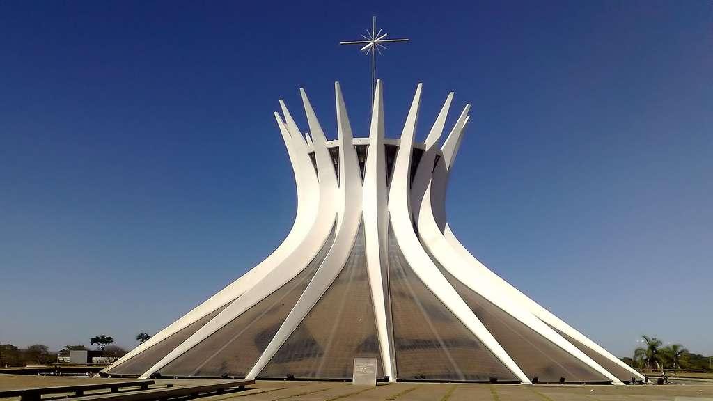 La cathédrale de Brasilia