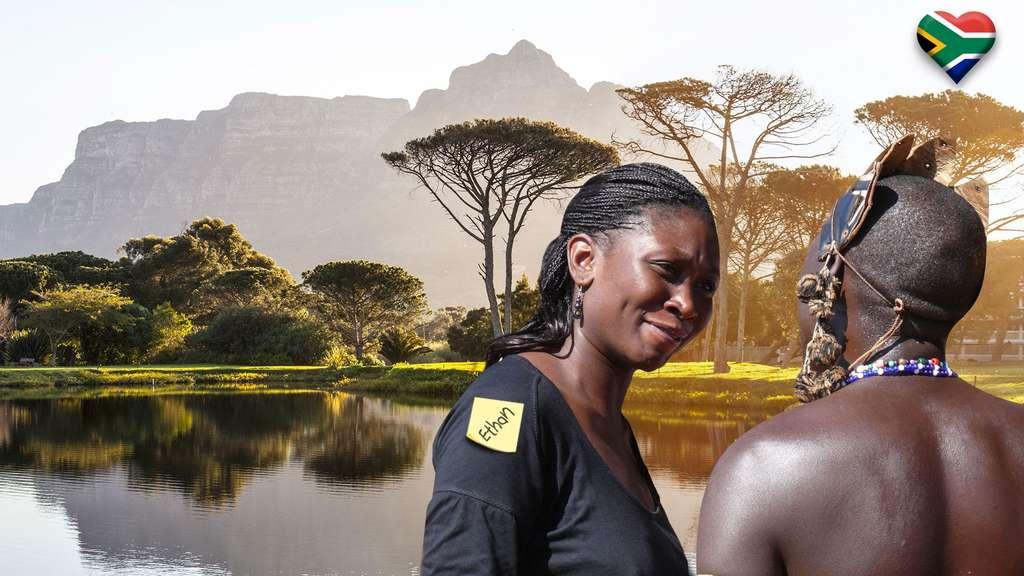 Afrique du Sud, le prénom à la manche pour les amoureux